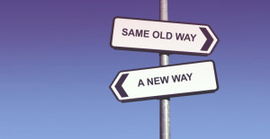 Same old, same old or a new way for a new day?